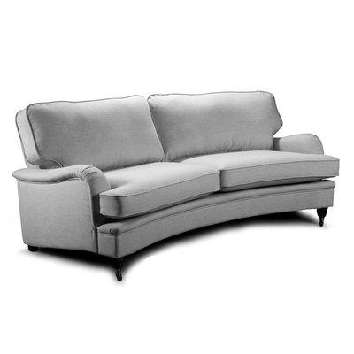 Howard Luxor buet 4-seters sofa - Valgfri farge