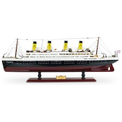 Modellbåt Titanic - 80 cm