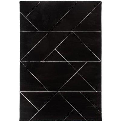 Maskinvevet teppe - Deluxe Royal Sølv