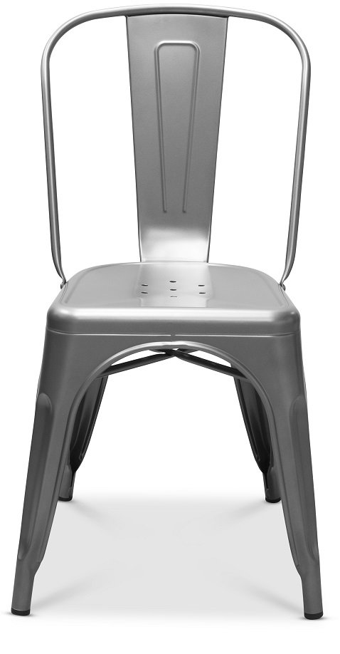Plåtstol Industry Borstat stål 809 NOK Trendrom.no