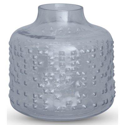 Vase Circle H19 cm - Clear