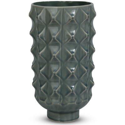 Vase Corokia H29 cm - Grønn