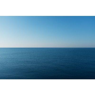 Glassbilde Sea View - 120x80 cm