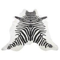Kuskinn Zebra (trykket mønster)