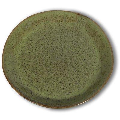 Dreie asjetter 4 st i et sett - Grønn