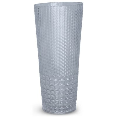 Vase Christel H30 cm - Clear
