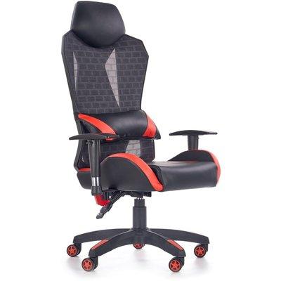 Lianne kontorstol - Rød/svart