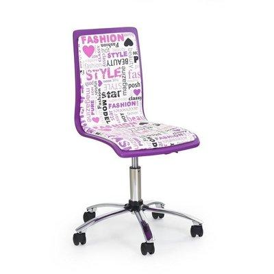 Eden skrivebordstol - Lilla
