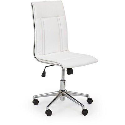 Joselyn skrivebordsstol - hvit