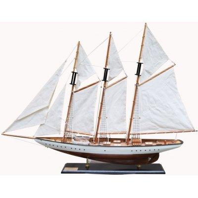Modellbåt Clipper seilbåt - Fullrigger