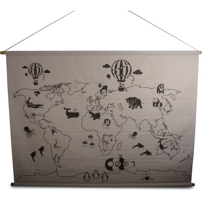 Skåltallerken kart – Lin