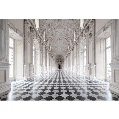 Glassbilde Palace Corridor - 120x80 cm