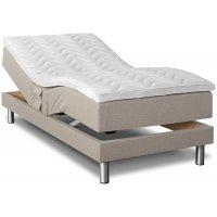 Comfort justerbar seng (Sand) - Valgfri bredde