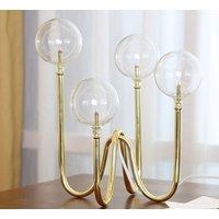 Globe Bordlampe H34 - Messing
