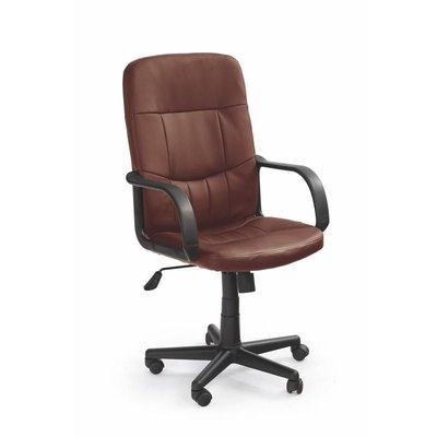 Ian skrivebordstol - mørkebrun