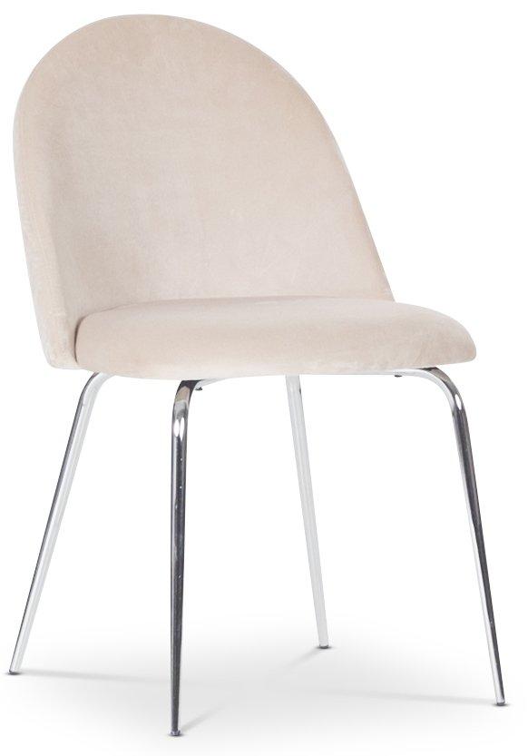 Plaza velvet stol Grønn Krom 849 NOK Trendrom.no