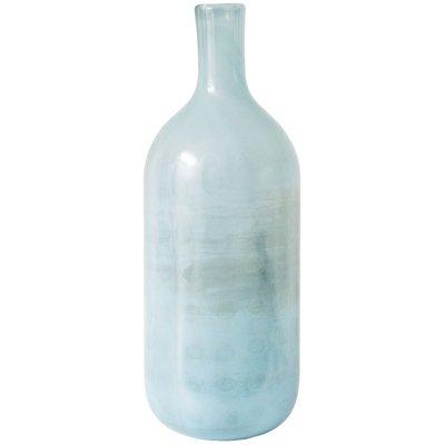Vase glassflaske PE136540 - Turkis