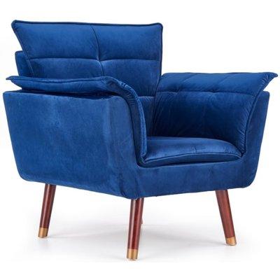 Rosie lenestol - Blå