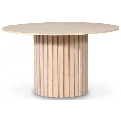 PiPi rundt spisebord Ø150 cm - Whitewash