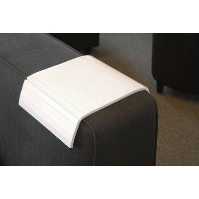 Hayden trekk til sofa armlene - Hvit
