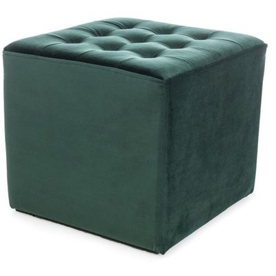 Kent puff - grønn
