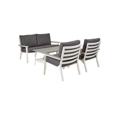 Trento sofagruppe - Hvit
