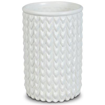 Vase Guess H22 cm - Hvit