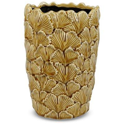 Vase Ginkgo H22 cm - Lysegul