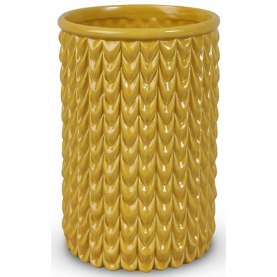 Vase Guess H22 cm - Gul