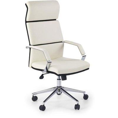 Ellie kontorstol - hvit/svart