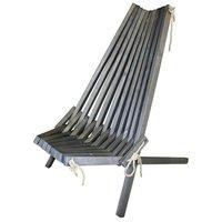 Calcutta stol - Grå