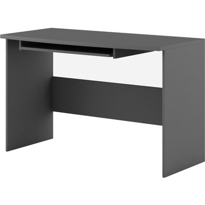 Pauline skrivebord - Grafitt/grå