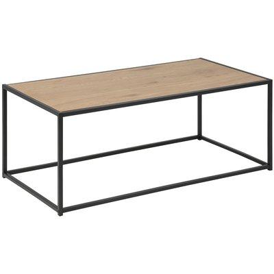 Lincoln sofabord - Eik/svart