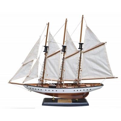 Modellbåt Atlantic seilbåt - Fullrigger