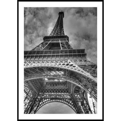 EIFFEL TOWER VERTICAL - Plakat 50x70 cm