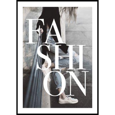 FASHION - Plakat 50x70 cm
