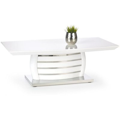 Jillian spisebord 120 cm - Hvit