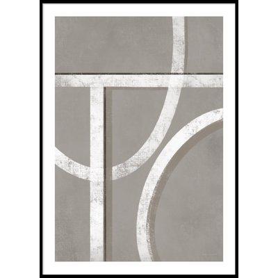 DIGITAL LINES - Plakat 50x70 cm