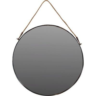 Mölndal rundt speil - Metall