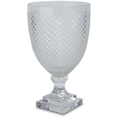 Vase Straz H28 cm - Krystall