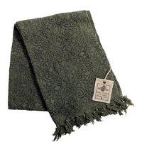 Pledd Rustica 130x170 cm - Grønn
