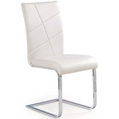 Amber stol - Hvit