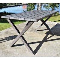 Scottsdale spisebord 150 cm -Shabby Chic