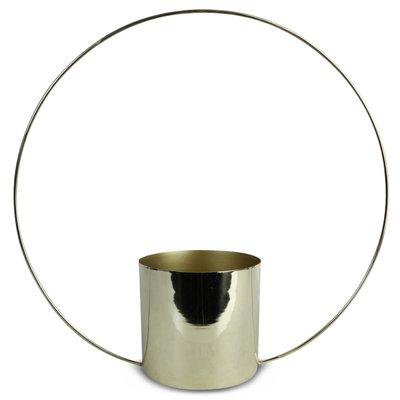 Krukke Bågen H60 cm - Messing