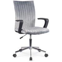 Otto kontorstol - Mørk grå